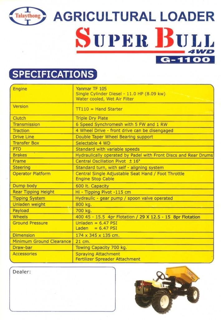SuperBullG-1100 (B)