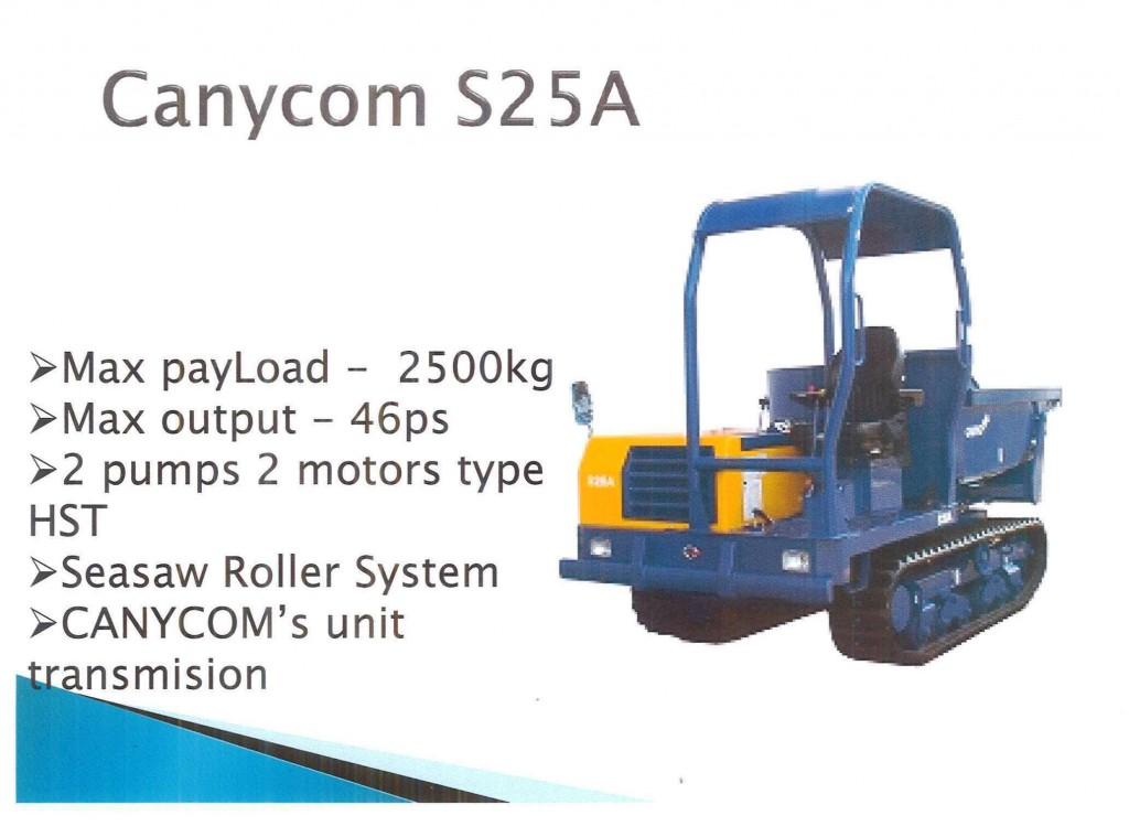 CANYCOM S25A-1