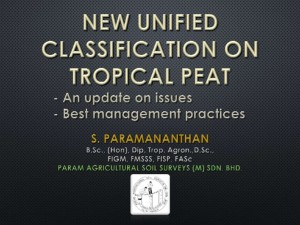 thumbnail of New Unified Classification on Tropical Peat