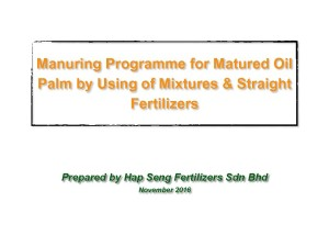 thumbnail of Proposed Mixtures Fertilizers Manuring Programme for Mega Jutamas