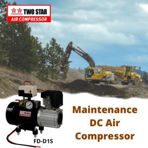 FD-D1S maintenance