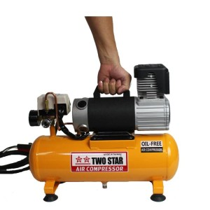 Two Start Air Compressor DC12V