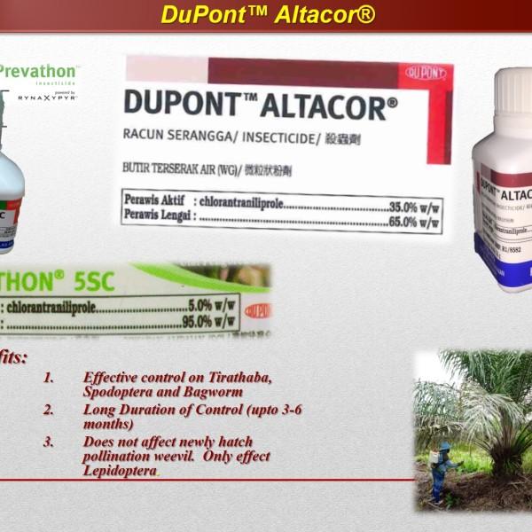 Altacor Brochure