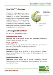 SmartGro list 6